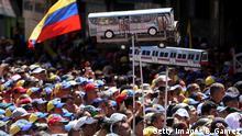 Venezuela Caracas - Proteste