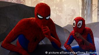 Filmstill - Spider-Man: A New Universe (picture-alliance/dpa/Sony Pictures)
