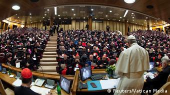 Aπό τη Σύνοδο της Καθολικής Εκκλησίας στο Βατικανό