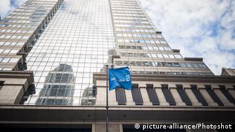 Τα γραφεία της Deutsche Bank στο Μανχάταν