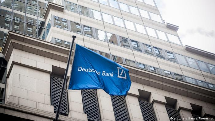 USA Deutsche Bank in New York (picture-alliance/Photoshot)