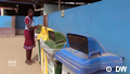 DW Eco Africa - A young girl sorting waste in Togo