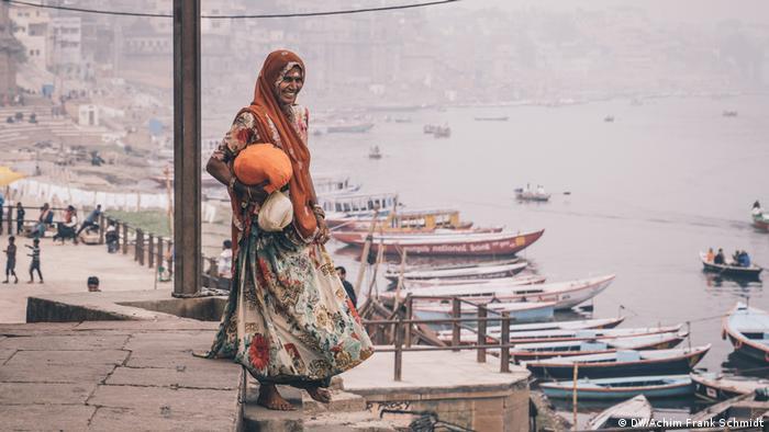 Varanasi die heiligste Stadt Indien