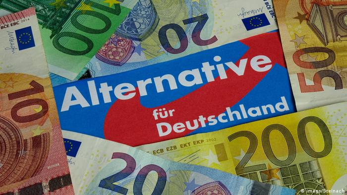 German man leaves €7 million fortune to far-right AfD