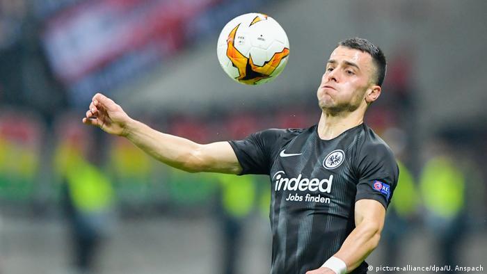 Europaleague Eintracht Frankfurt - Shakhtar Donetsk (picture-alliance/dpa/U. Anspach)