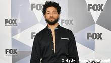 US actor Jussie Smollett (Getty Images/D. Dipasupil)