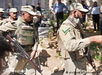 Pkistanische Soldaten (Foto: dpa)