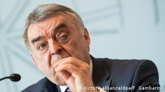 Düsseldorf: Herbert Reul (CDU), Innenminister von Nordrhein-Westfalen