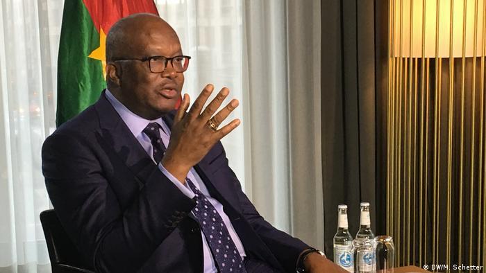 Präsident von Burkina Faso: Roch Marc Christian Kaboré