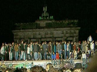 Murnar rushewar katangar Berlin