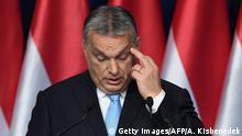 Ungarn, Budapest: Viktor Orban