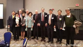 AAAS Session Science diplomacy and North Korea (NST (National Research Council of Science and Technology) )
