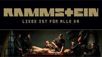 The cover of Rammstein's new album