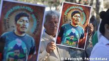 Mexiko, Amilcingo: Trauerfeier für Aktivist Samir Flores Soberanes