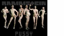 CD Cover Rammstein Pussy