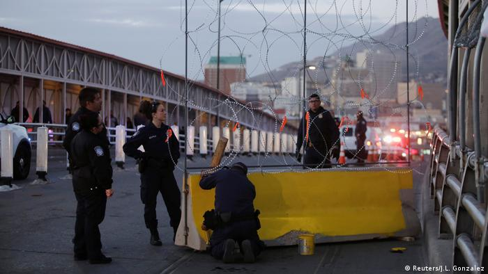El presidente estadounidense declaró a través de Twitter que cerraría la frontera o gran parte de ella para cortar el flujo de familias de migrantes procedentes de Centroamérica.