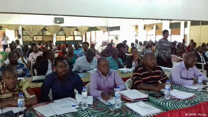 Nova Lei Eleitoral esteve em discussão esta quinta-feira em Quelimane, na Zambézia