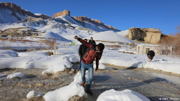 Afghanistan Winter | Nationalpark Band-e Amir in der Provinz Bamiyan