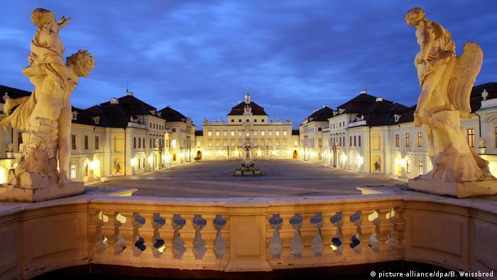 Людвигсбургская резиденция, Баден-Вюртемберг