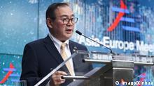 ASEM-Gipfel in Brüssel 2018 | Teodoro Locsin, Außenminister Philippinen