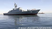 Iran Marine | Sahand, Zerstörer