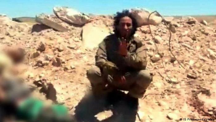 Fared Saal IS Video (IS Propaganda Video)