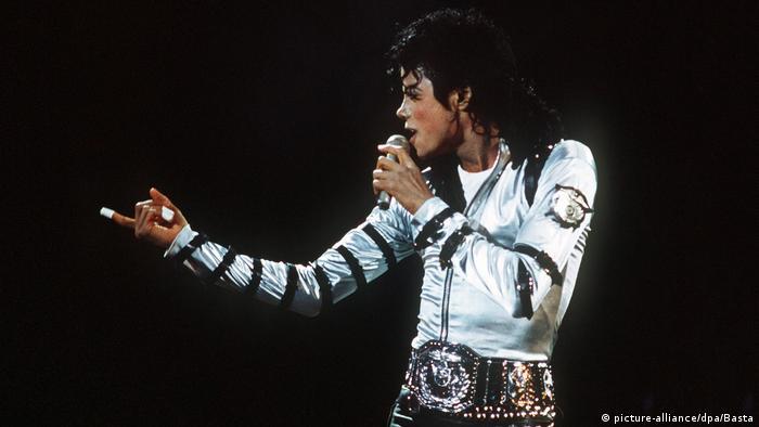 Michael Jackson Konzert vor dem Berliner Reichstag 1988
