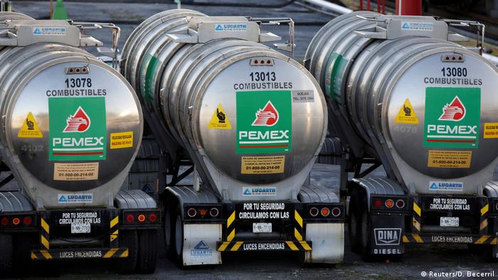 Mexiko Präsident Obrador: Benzin-Diebstahl massiv zurückgegangen