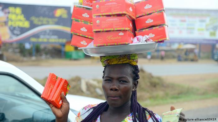 Ghana Project BG Ghana's viele Gesichter (picture-alliance/JOKER)