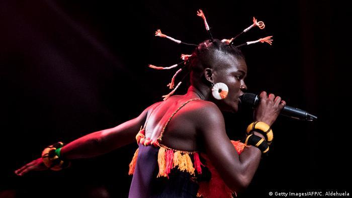 Ghana Project BG Ghana's viele Gesichter (Getty Images/AFP/C. Aldehuela)