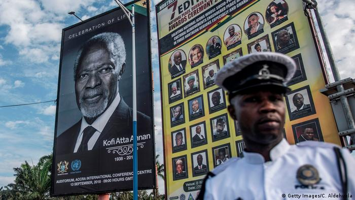 Ghana Project BG Ghana's viele Gesichter (Getty Images/C. Aldehuela)