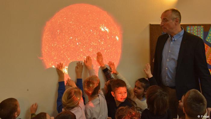 Kroatien Bildung Berufe Schulen   Physiker Ivica Puljak