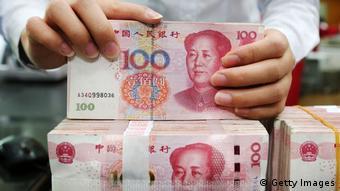 Chinesische Währung (Getty Images)