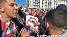 Proteste in Algerien (Getty Images/R. Kramdi)