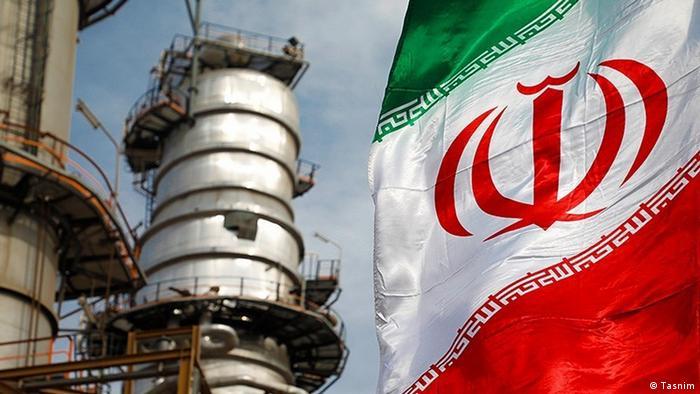 Iran Raffinerie (Tasnim)