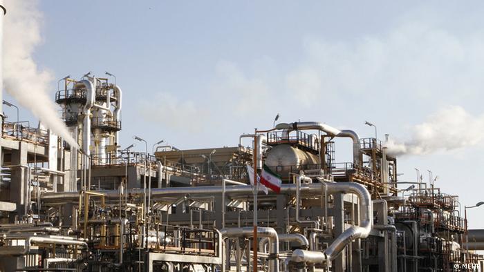 Iran Raffinerie (MEHR)