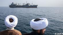 Iran Persischen Golf Marine