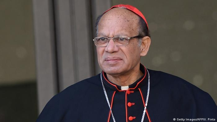 Kardinal Oswald Gracias ARCHIV 2013