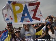 Machtkampf mit Musik um Venezuela