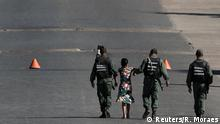 Unruhe nahe Venezuelas Grenze zu Brasilien