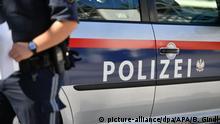 Österreich Symbolbild Polizei