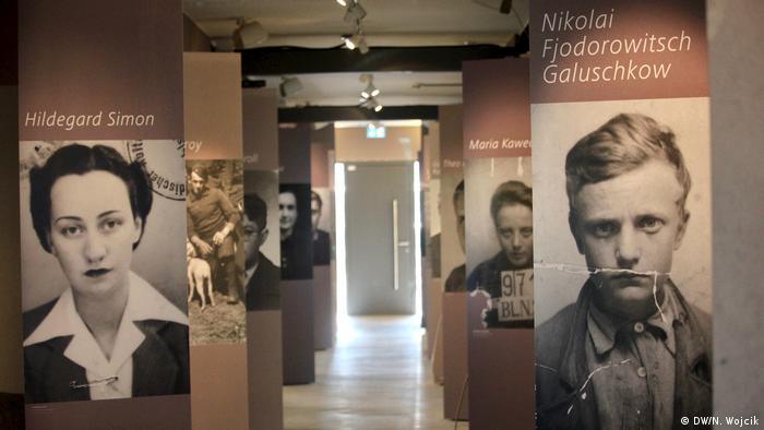 Nazi Forced Labor Documentation Center exhibition