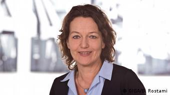 Deutschland Prof. Sabine Kurtenbach vom GIGA Institut für Lateinamerika-Studien