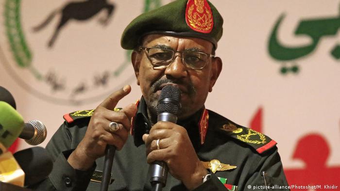 Sudan Omar al-Bashir ARCHIV