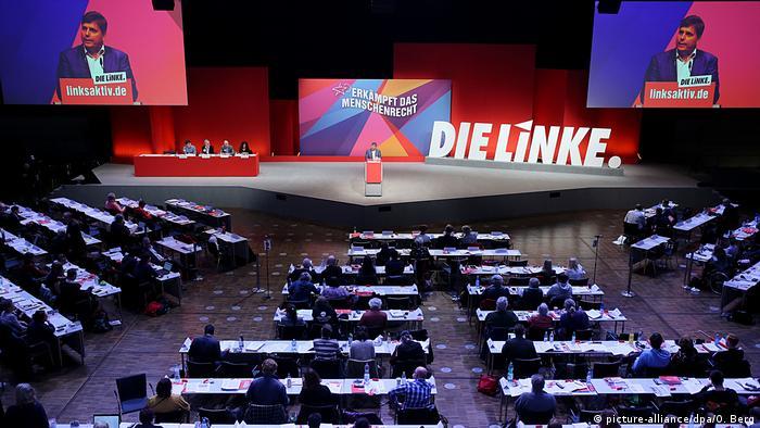 Συνέδριο Η Αριστερά Βόννη
