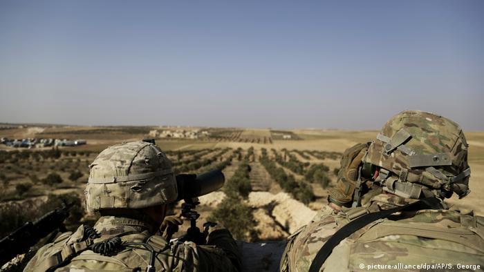 Syrien | US-Miltär