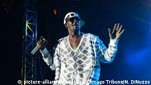 USA | Sänger/Rapper R. Kelly wegen sexuellen Missbrauchs in zehn Fällen angeklagt