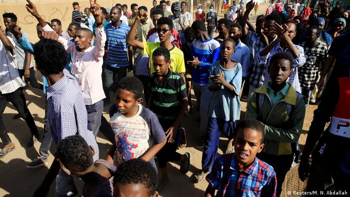 Sudan | Protest