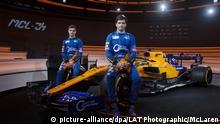 Formel 1 2019 - McLaren Launch