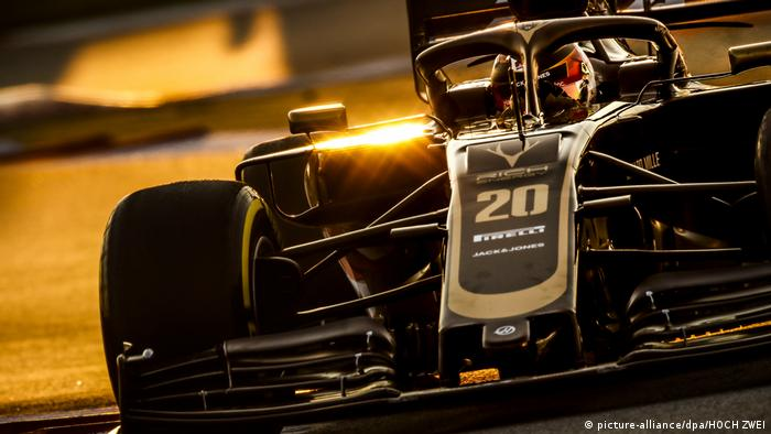 Kevin Magnussen of Haas (picture-alliance/dpa/HOCH ZWEI)